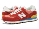 NEW BALANCE ML574COR New Balance ML574COR RED/WHITE