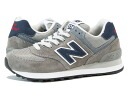 NEW BALANCE ML574NSU-new balance ML574NSU GREY/NAVY