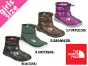 THE NORTH FACE WMNS NUPTSE BOOTIE 4 SHORT north face Womens ヌプシ booties 4 shorts 4 colors