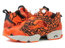 Reebok INSTA PUMP FURY KH Reebok insta pump fury KH ORANGE/BLACK/WHITE