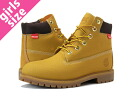 6 inches of TIMBERLAND 6inch PREMIUM WEATHER PROOF BOOT Timberland premium weather proof boots WHEAT