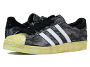 ADIDAS SUPERSTAR 80's adidas Superstar 80's BLACK/SNAKE
