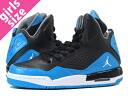 NIKE AIR JORDAN SC-3 GS nike Air Jordan SC-3 GS BLACK/BLUE/WHITE