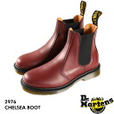 Dr.Martens CHELSEA BOOT 2976 Martens Chelsea boots CHERRY