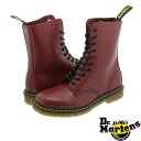 Dr.Martens 10 EYE BOOT ORIGINALS 1490 R11857600 Dr. Martens 10 eyelet boots originals CHERRY