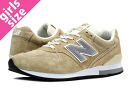 NEW BALANCE MRL996ES-new balance MRL 996 ES LIGHT BROWN/WHITE