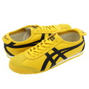 66 66 Onitsuka Tiger MEXICO Onitsuka tiger Mexico YELLOW/BLACK