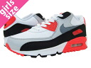 Air Max 90 NIKE AIR MAX 90 GS GS WHITE/BLACK/INFRARED fs3gm