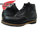 RED WING 9015 BECKMAN BOOT Red Wing Beckman boots BLACK