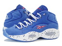 Reebok QUESTION MID Reebok question mid BLUE
