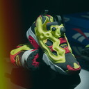 Reebok INSTA PUMPFURY OG Reebok insta pump fury OG BLACK/HYPER GREEN/RED/WHITE