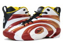 Reebok SHAQNOSIS OG Reebok Shaq's travel BLACK/EXCELLENT RED/WHITE /NUCLEAR YELLO