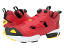 Reebok PUMP FURY Reebok pump fury RED/BLCK/YELLW/WHT/GR