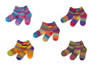 SOLMATE MISMATCHED KIDS SOCKS 5 타입