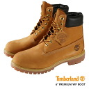 TIMBERLAND 6inch PREMIUM BOOTS Timberland 6 inch boots WHEAT 10061