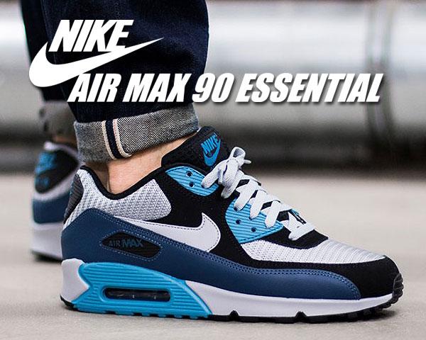 nike air max 90 essential blue