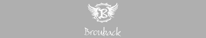 Brouback / �֥?�Хå�