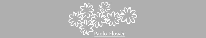 PAOLO FLOWER