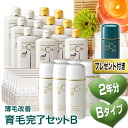 Novel Moi grow hair complete set B Shop No.1! Shampoo, conditioner, hair tonic is complete with approximately two years 38% discount scalp treatment with 10P01Sep13
