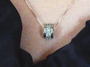 プラチナ ダイヤモンド ペンダントネックレス