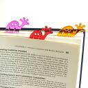 Germany Koziol (cocal) by JIMINI bookmark ( bookmark ) 3 color set warm