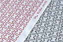 Sample half & half cut cloth artek Altec H55 Scandinavian fabrics / cloth