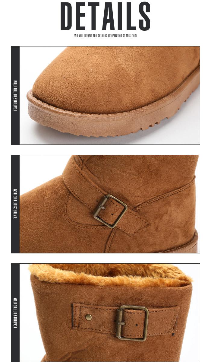 BITTER ビター系 ムートンブーツ メンズ 靴 ブーツ ムートン エンジニアブーツ ショートブーツ ボア ファー シューズ スウェード フェイク カモフラ 迷彩 カモ柄 デニム お兄系 ファッション 16