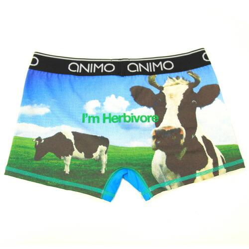 ANIMO/Herbivore(ブラック×ブルー) アニモ