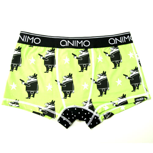 ANIMO/Gang-GRN(グリーン) アニモ