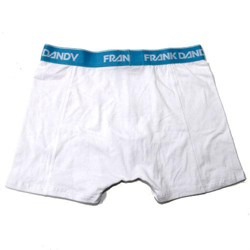 FRANK DANDY/Legend Boxer(ホワイト) フランクダンディー