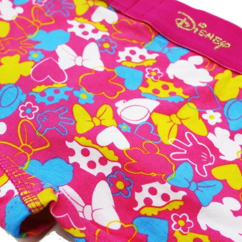 Disney ディズニー/ミニーモチーフ レディース Lady's (ピンク)