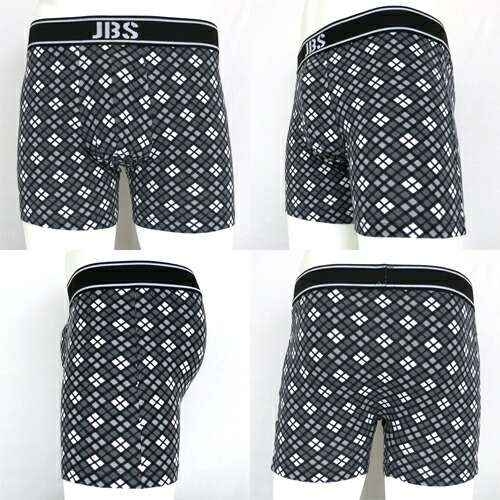 [20%OFF]JBS/CLASSIC チェック柄(グレー) ジェイビーエス