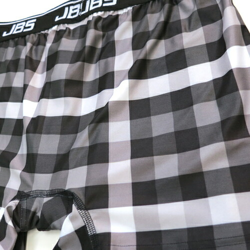 [20%OFF]JBS/MODERN チェック柄(ブラック×グレー)ジェービーエス