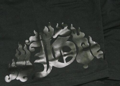 John Galliano ジョンガリアーノ/限定コレクションライン ファイヤーロゴ ボクサーパンツ(ブラック)