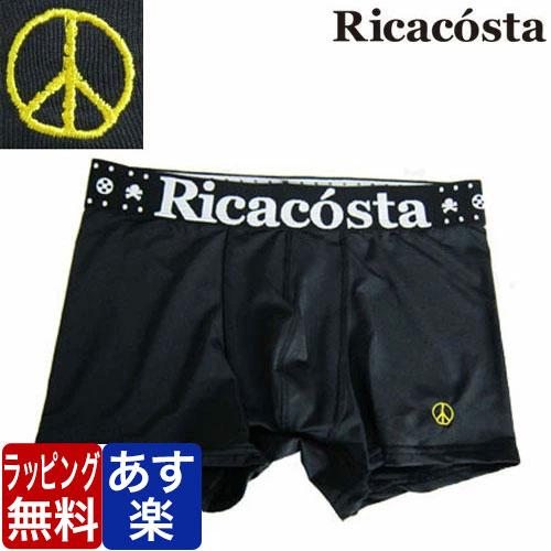 Ricacosta/PEACE ブラック リカコスタ
