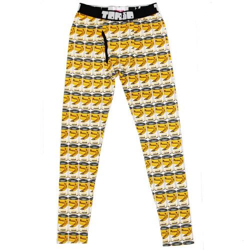 TORIO/バナナ缶 レギンス(イエロー) トリオ