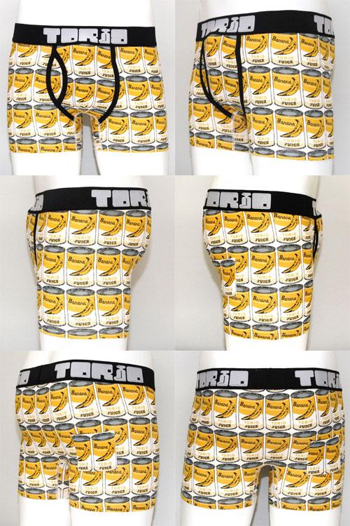 TORIO/バナナ缶(イエロー) トリオ