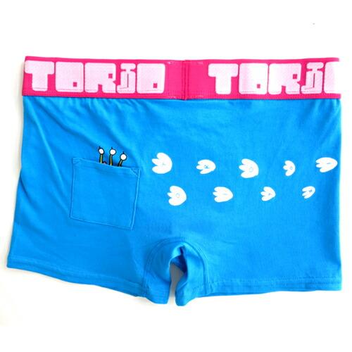 TORIO/カエル(ブルー) トリオ