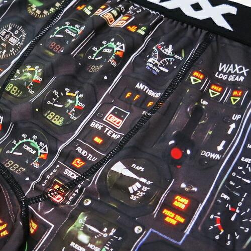 [10%OFF]WAXX/Cockpit コックピット(ブラック) ワックス