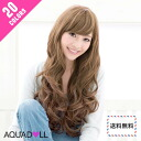 Wigs Extensions AQUADOLL | Rich Curl Wave Long wig [wg005]