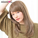 Wigs Extensions AQUADOLL | Venus Medium Straight Wig [wg009]