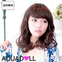 Wigs Extensions AQUADOLL | Pure Wave Semi Short wig [wg014]