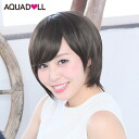 Wigs Extensions AQUADOLL | Small face Shiny Bob wig [wg064]