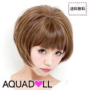 Wigs extensions heat-resistant フルウィッグ wig wig WIG medium extensions including shipping with Internet cosplay sale SALE AQUADOLL アクアドール