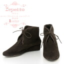 Repetto - Repetto - Shearling wedge sole short boots ☆ ☆ ◆ ◆