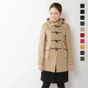 gloverall - gloverall - Melton x lining check Duffle coat (size: 9) ☆ ☆