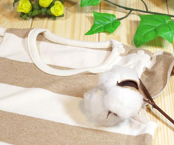 オーガニック(自然素材)のベビー服