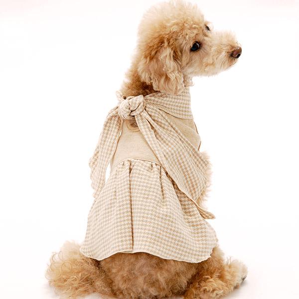 オーガニックコットン犬の洋服