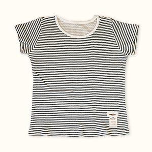 子供半袖肌着Tシャツ(ブラック)