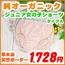 Child girl underwear ( 120.130 and 140.150 cm ) atopic skin-friendly organic cotton, Kid's Shorts and pants children